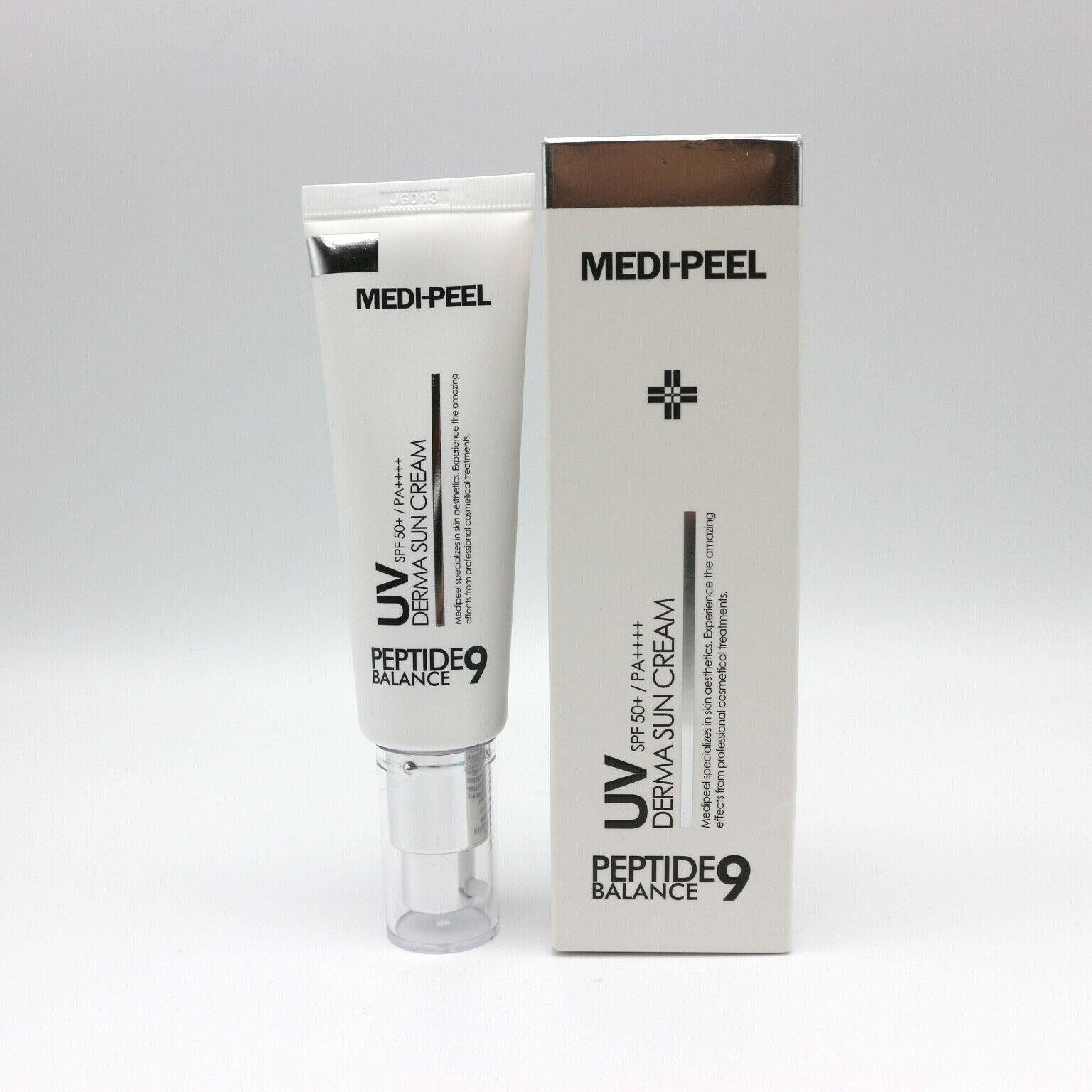 MEDI-PEEL Derma Sun Cream Солнцезащитный крем UV SPF50+ 50мл