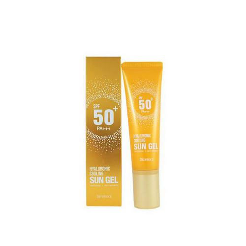 Deoproce Hyaluronic Cooling Sun Gel Гель солнцезащитный SPF50+