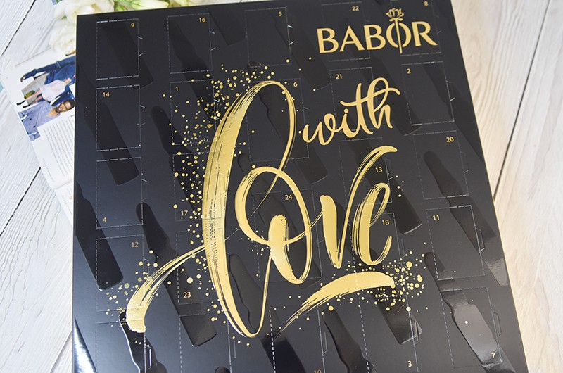 BABOR Набор ампул Advent Calendar 2020 (24шт)